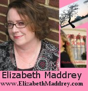 Elizabeth Maddrey - Author
