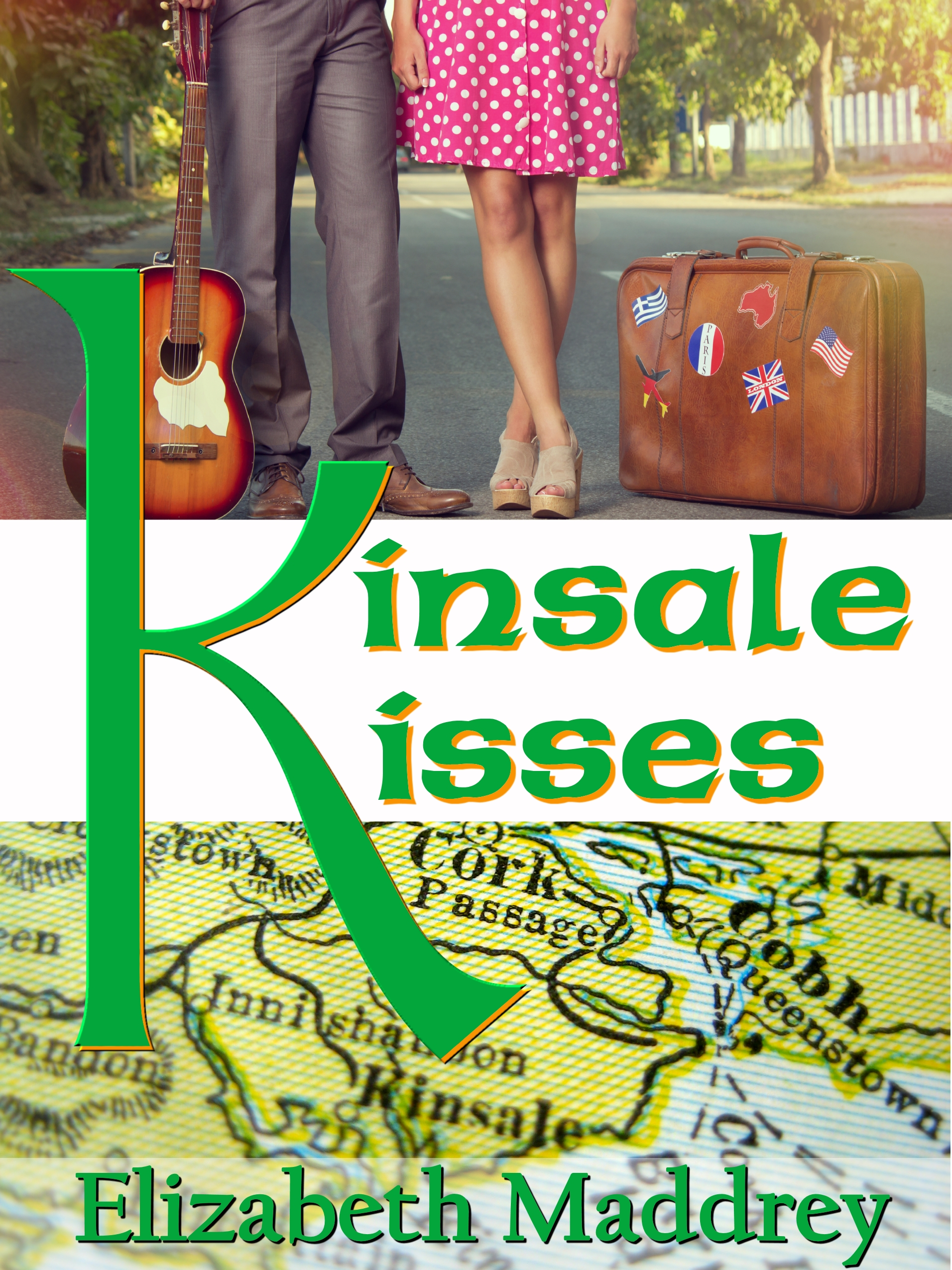 Kinsale Kisses A Contemporary Christian Romance Novella set in Ireland