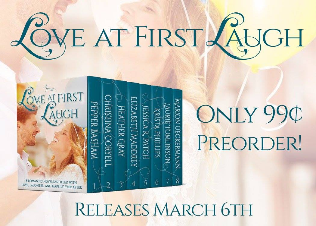 Coming Soon: Love At First Laugh!