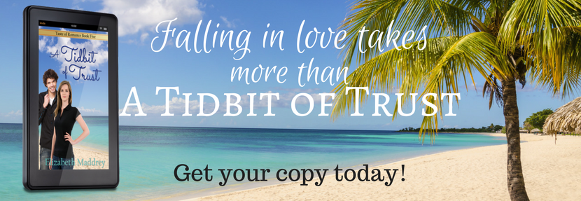 Now Available For Pre-Order: A Tidbit Of Trust (Taste Of Romance Book 5)
